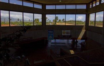 Arrivo a Kahului - (C) Maui Addicted